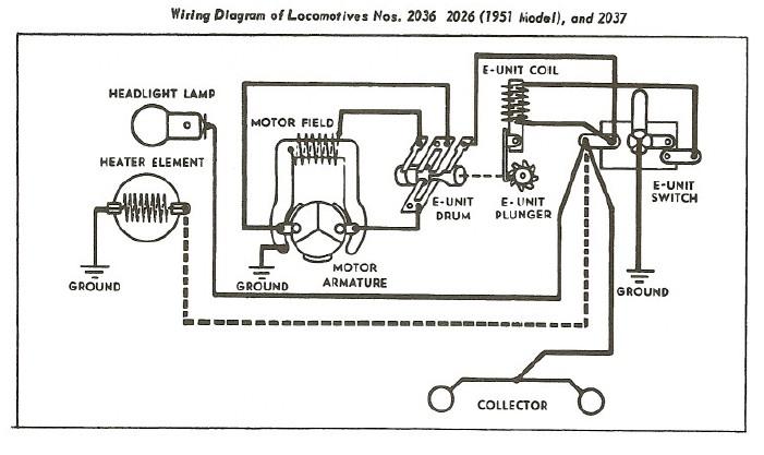 Lionel Train 2026 Engine Wiring DiagramWiring Database
