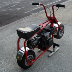 Mini Bikes and small-bore motorcycles