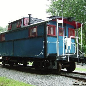 Ml Windham 180be Caboose