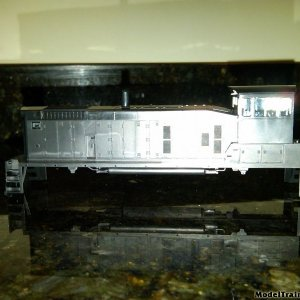Undecorated Sw1000 Switcher Shell