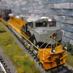 SD70ACe up/DRGW heritage 2