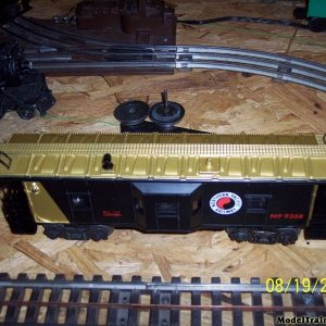 Lionel Northern Pacific Railway Caboose 9268