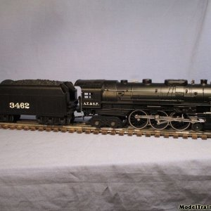 Lionel AT & SF Loco & Tender # 3462 #2