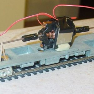 Chassis For Athearn Rdc