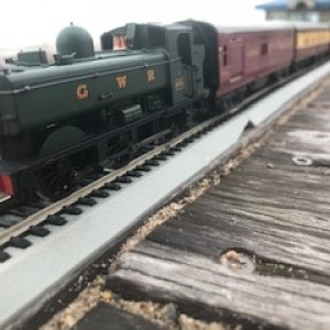 GWR 5700 Class Stopping Train