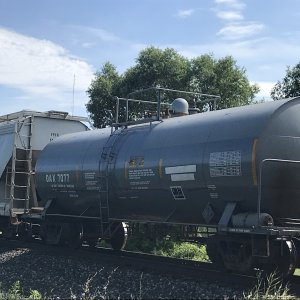 40FT Bottle Tank Car