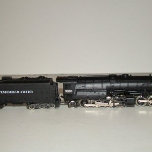 N Scale Mallet