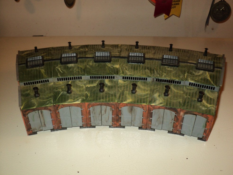Heljan N Scale Roundhouse - Model Train Forum - the complete
